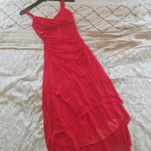 Saucy Ruby Rox Red Dress